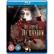 The Serpent And The Rainbow (UK-import) (BLU-RAY)