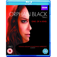 Orphan Black - Sesong 2 (UK-import) (BLU-RAY)