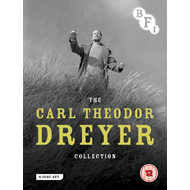 The Carl Theodor Dreyer Collection (UK-import) (BLU-RAY)