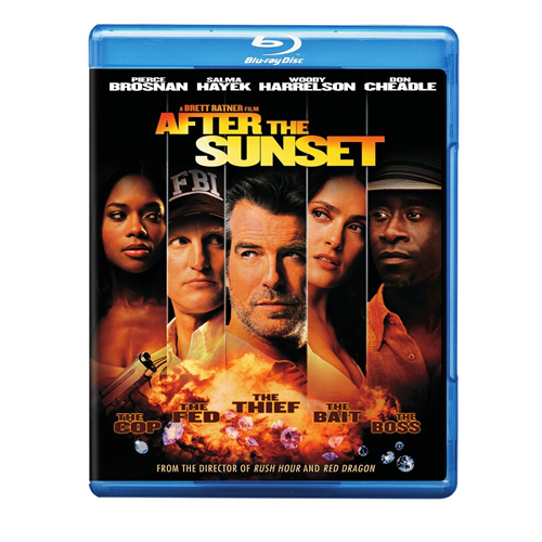 After The Sunset (BLU-RAY)
