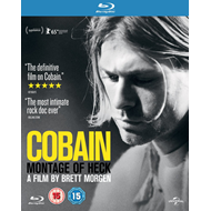 Cobain: Montage Of Heck (UK-import) (BLU-RAY)
