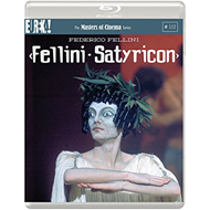 Satyricon (UK-import) (BLU-RAY)