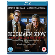 The Eichmann Show (UK-import) (BLU-RAY)