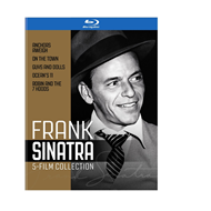 Frank Sinatra - 5-Film Collection (BLU-RAY)