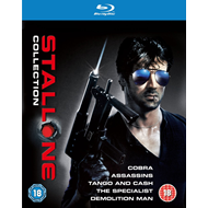 Stallone Collection (UK-import) (BLU-RAY)