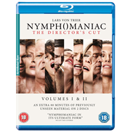 Nymphomaniac - The Director's Cut (UK-import) (BLU-RAY)