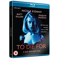 To Die For (UK-import) (BLU-RAY)