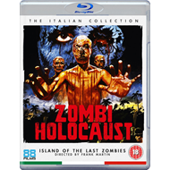 Zombi Holocaust (UK-import) (BLU-RAY)