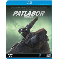 Patlabor: The Movie (BLU-RAY)