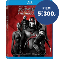 X-Men - Days Of Future Past - The Rogue Cut (BLU-RAY)