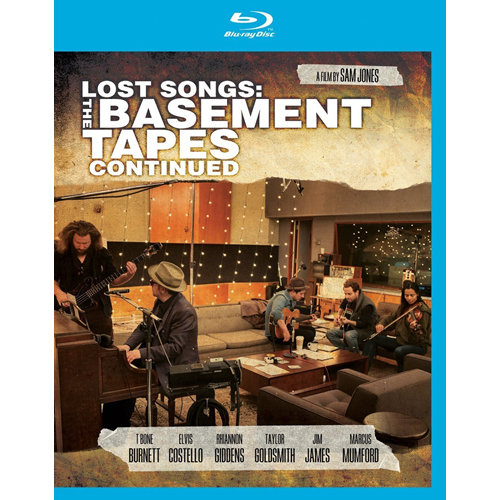 Lost Songs: The Basement Tapes Continued (BLU-RAY)