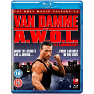 A.W.O.L. (UK-import) (BLU-RAY)