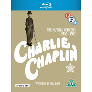 Charlie Chaplin - The Mutual Comedies 1916 - 1917 (UK-import) (BLU-RAY)