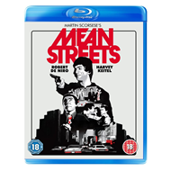 Mean Streets (UK-import) (BLU-RAY)