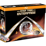 Star Trek Enterprise - The Full Journey (UK-import) (BLU-RAY)