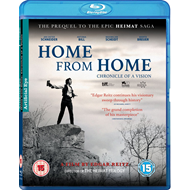 Home From Home -  Chronicle Of A Vision (UK-import) (BLU-RAY)