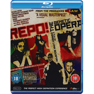Repo! A Genetic Opera (UK-import) (BLU-RAY)