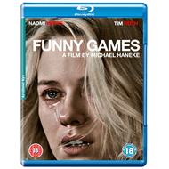 Funny Games US (UK-import) (BLU-RAY)
