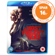 A Most Violent Year (UK-import) (BLU-RAY)