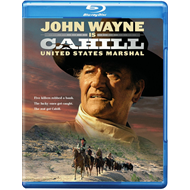 Produktbilde for Cahill U.S. Marshall (BLU-RAY)