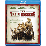 The Train Robbers (BLU-RAY)