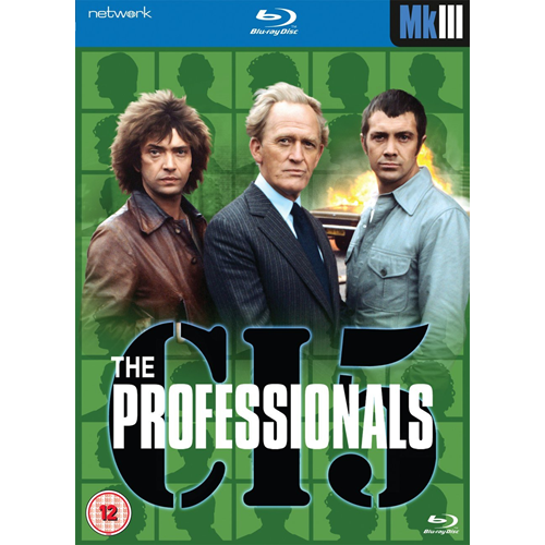 The Professionals: Mk III (UK-import) (BLU-RAY)