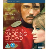 Far From The Madding Crowd (UK-import) (BLU-RAY)