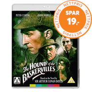 Produktbilde for The Hound Of The Baskervilles (UK-import) (BLU-RAY)