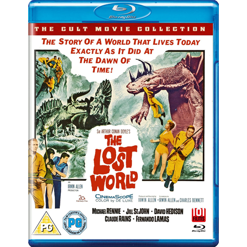 The Lost World (UK-import) (BLU-RAY)