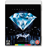 Thief (UK-import) (BLU-RAY)