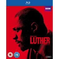 Luther - The Complete Series (UK-import) (BLU-RAY)