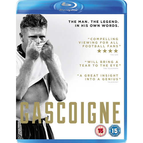 Gascoigne (UK-import) (BLU-RAY)