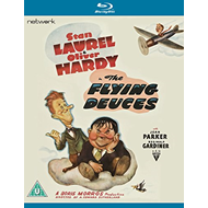 Laurel And Hardy: The Flying Deuces (UK-import) (BLU-RAY)