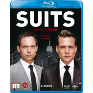 Suits - Sesong 4 (BLU-RAY)