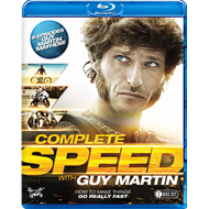 Complete Speed With Guy Martin (UK-import) (BLU-RAY)