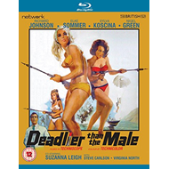 Deadlier Than The Male (UK-import) (BLU-RAY)
