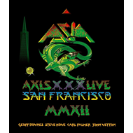 Asia - Axis XXX Live In San Francisco (BLU-RAY)