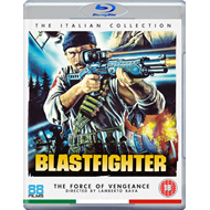 Blastfighter (UK-import) (BLU-RAY)