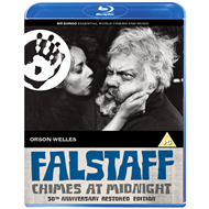 Falstaff: Chimes At Midnight - 50th Anniversay Restored Edition (UK-import) (BLU-RAY)