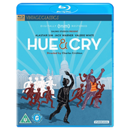 Hue And Cry (UK-import) (BLU-RAY)