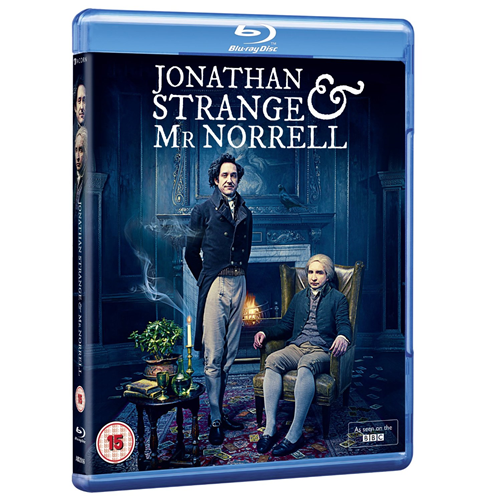 Jonathan Strange And Mr. Norell (UK-import) (BLU-RAY)