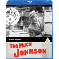 Too Much Johnson (UK-import) (BLU-RAY)