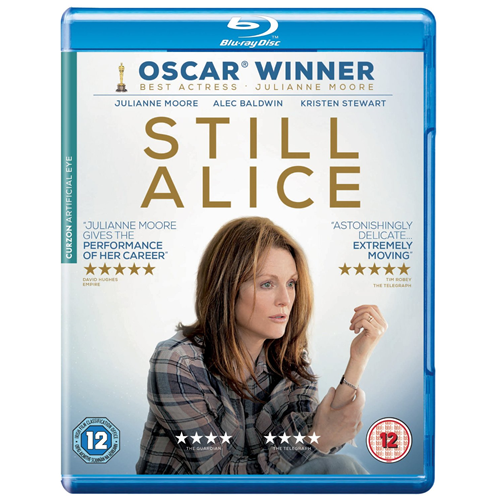 Still Alice (UK-import) (BLU-RAY)