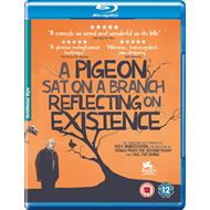 A Pigeon Sat On A Branch Reflecting Upon Existence (UK-import) (BLU-RAY)