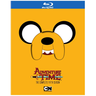 Adventure Time - Sesong 5 (BLU-RAY)