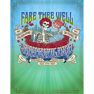 Grateful Dead - Fare Thee Well: July 5th Show (BLU-RAY)