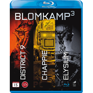 Blomkamp 3 (BLU-RAY)