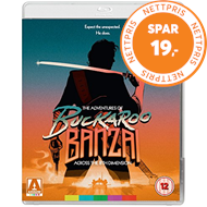 Produktbilde for The Adventures Of Buckaroo Banzai Across The 8th Dimension (UK-import) (BLU-RAY)