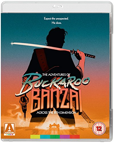 The Adventures Of Buckaroo Banzai Across The 8th Dimension (UK-import) (BLU-RAY)