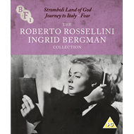 The Roberto Rossellini - Ingrid Bergman Collection (UK-import) (BLU-RAY)